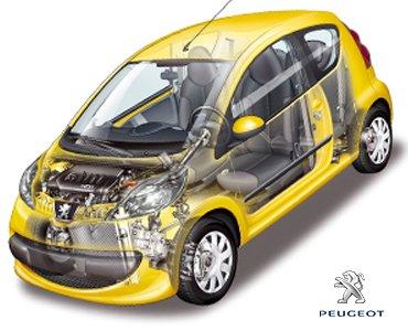 Dezmembrari Peugeot